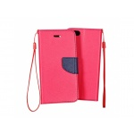 POUZDRO Tel1 FANCY Huawei Ascend G8 růžová-modrá