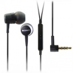 Sony Ericsson MH-750 černá