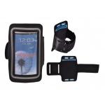 JEKOD SPORTOVNÍ POUZDRO NA RUKU SLIM IPHONE 6 PLUS/Samsung N910 černá 40000