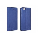 Pouzdro Telone SMART Book Magnet Huawei Honor 7 Lite tmavě modrá