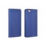 Pouzdro Telone SMART Book Magnet HUAWEI P9 LITE tmavě modrá