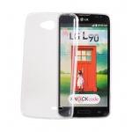 Kryt ochranný zadní Forcell Ultra Slim 0,3mm LG K7 (X210) transparentní