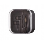 Sluchátka METALLIC černá 40873