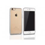 """CLEAR CASE IPHONE 7 (4,7"""") stříbrná"""