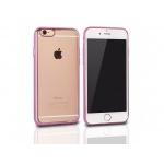 """CLEAR CASE IPHONE 7 (4,7"""") růžová"""