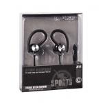 Sluchátka Sport JY-A1 černá 42284