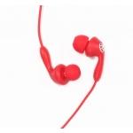 REMAX sluchátka RM-505 červená 42370