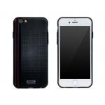 REMAX Pouzdro Gentleman Iphone 6 vzor 8 černá 42382