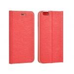 Pouzdro Vennus Book Iphone 6 červená 42740