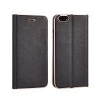 Pouzdro Vennus Book Samsung G935 Galaxy S7 Edge černá 42777