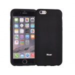 Pouzdro ROAR All Day Colorful Jelly Case Huawei P8 Lite černá