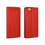Pouzdro Telone Smart Book MAGNET XIAOMI REDMI 4A červená