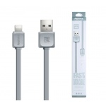 REMAX Kabel USB Fast Data RC-008i Lightning šedá 44593