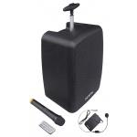 WA 410RC řečnický systém s ručním a náhlavním bezdrátovým mikrofonem