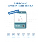Beijing Lepu Medical Technology SARS-CoV-2 Antigen Rapid Test Kit 25ks, z kraje nosu i pro děti (52kč / 1ks)
