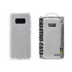 Pouzdro REMAX Etui Glitter Samsung G950 Galaxy S8 stříbrná 46703