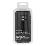 Pouzdro originál Samsung S9 Galaxy G960 Protective Cover (ef-rg960cbe) černá