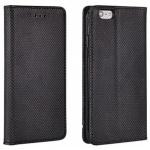 Pouzdro Telone Smart Book MAGNET HTC DESIRE 12 černá