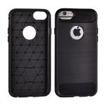 "Pouzdro Forcell CARBON Case iPhone 7 PLUS/8 PLUS (5,5"") černá 48232"