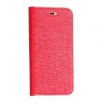 Pouzdro Vennus Book Samsung G960 Galaxy S9 červená 48275