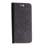 Pouzdro Vennus Book Samsung G965 Galaxy S9 Plus černá 48280