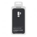 Pouzdro originál Samsung S9 Plus Galaxy G965 Hyperknit Cover (ef-gg965fje) šedá
