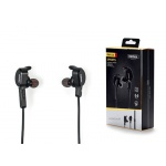 REMAX Bluetooth Headset RB-S5 Stereo (pro Bluetooth: V4.1 EDR) černá