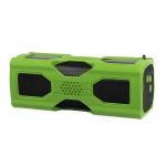 Reproduktor Multimediální Bluetooth - S18 Voděodolný IPX4, Zelený