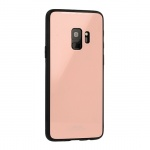 Pouzdro GLASS Case iPhone 7/8 růžová 50105