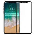 REMAX Tvrzené sklo Gener Iphone X - 3D Full screen cover design Anti-blue ray Černý