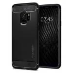 Pouzdro SPIGEN - Rugged Armor Samsung G960 Galaxy S9 - Matná Černá 50342