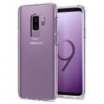 Pouzdro SPIGEN - Liquid Crystal Samsung G965 Galaxy S9 Plus - Transparentní 50381