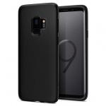 Pouzdro SPIGEN - Liquid Crystal Samsung G960 Galaxy S9 - Matná Černá 50384