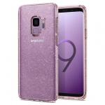 Pouzdro SPIGEN - Liquid Crystal Samsung G960 Galaxy S9 - Růžová 50385
