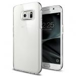 Pouzdro SPIGEN - Liquid Crystal Samsung G930 Galaxy S7 - Transparentní 50391