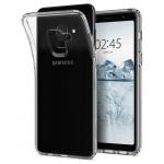 Pouzdro SPIGEN - Liquid Crystal Samsung A530 Galaxy A5 2018 / A8 2018 - Transparentní 50392