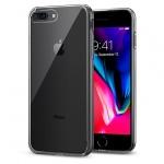 Pouzdro SPIGEN - Liquid Crystal 2 Iphone 7 Plus/8 Plus - Transparentní 50394