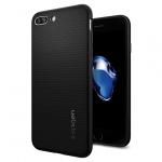 Pouzdro SPIGEN - Liquid Air Iphone 7 Plus/8 Plus - Černý 50399