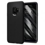 Pouzdro SPIGEN - Liquid Air Samsung G960 Galaxy S9 - Matná Černá 50403
