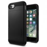 Pouzdro SPIGEN - Slim Armor CS Iphone 7 / 8 - Black 50893
