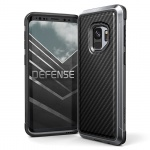Pouzdro X-DORIA Defense Lux Samsung G960 Galaxy S9 - Carbon Black