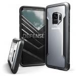Pouzdro X-DORIA Defense Shield Samsung G960 Galaxy S9 - Černá 50916