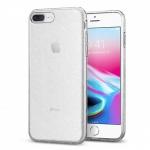 Pouzdro SPIGEN - Liquid Crystal Iphone 7 Plus/8 Plus Transparentní 50981