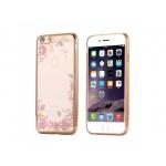 Pouzdro Forcell DIAMOND Samsung Galaxy A50 zlatá 5116788