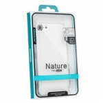 Pouzdro Nillkin Nature TPU Samsung G955 Galaxy S8 Plus transparentní 51784