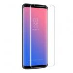 Tvrzené sklo Liquid Glass FULL GLUE s technologií UV Samsung G960 Galaxy S9 transparentní 52338