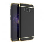 Pouzdro Ipaky 3v1 Samsung G950 Galaxy S8 černá 52410