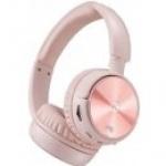 Sluchátka Bluetooth Swissten Trix růžová 52510502