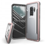 Pouzdro X-DORIA Defense Shield 3P4892A Samsung G965 Galaxy S9 Plus - Růžová