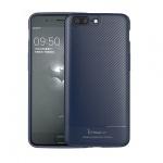 Pouzdro Ipaky Carbon Samsung G965 Galaxy S9 Plus modrá 52632